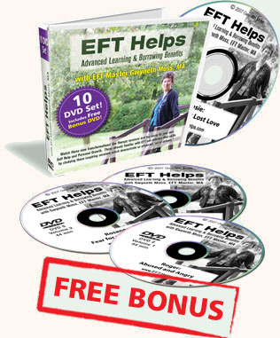 EFT Helps set 10 dvds