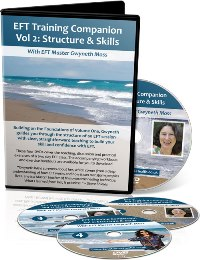 EFT Structure and Skills 4 dvds